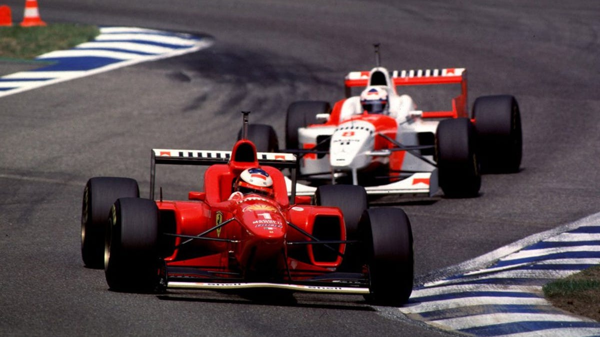 Philip Morris Cheated on McLaren with Ferrari, Ron Dennis Got
