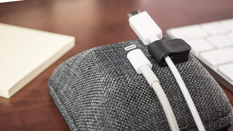 Silk Magnetic Cable Holder