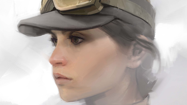 An Exclusive Look Inside the Gorgeous Art of Rogue One