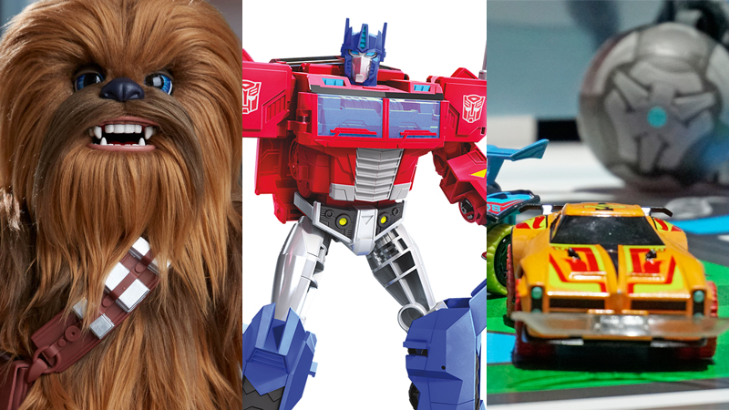 All the Cool News and Shiny Toys You Might Have Missed From Toy Fair