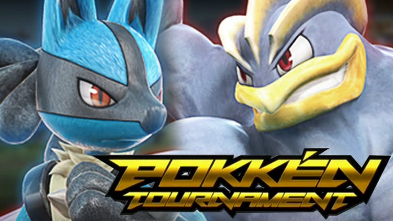 Illustration for article titled Pokken Tournament Entering the Arena on WiiU in Spring 2016