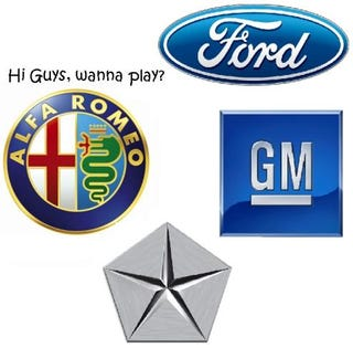 Illustration for article titled Alfa Romeo Wants To Save US Automakers From Empty Assembly Lines