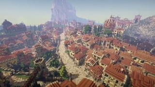 Illustration for article titled 125 personas trabajan ya en construirJuego de Tronos en Minecraft