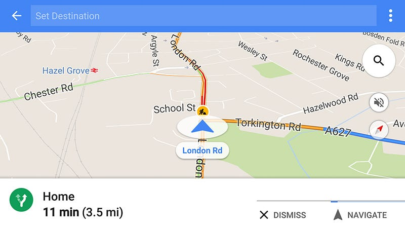 Google Maps Driving Mode Is Your Essential In-Car AI on maps directions from to, maps & directions on google, hertfordshire england map google, map maps driving directions google,