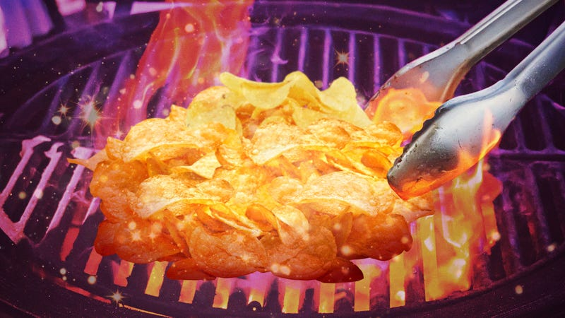 Illustration for article titled A taste test to determine the best barbecue potato chips