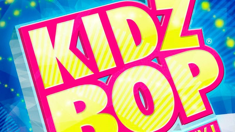 Illustration for article titled Read This: The weirdly conservative heart of the Kidz Bop franchise