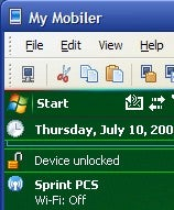 Illustration for article titled MyMobiler Controls Windows Mobile From Your Desktop