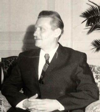 Illustration for article titled Meghalt Lázár György volt miniszterelnök