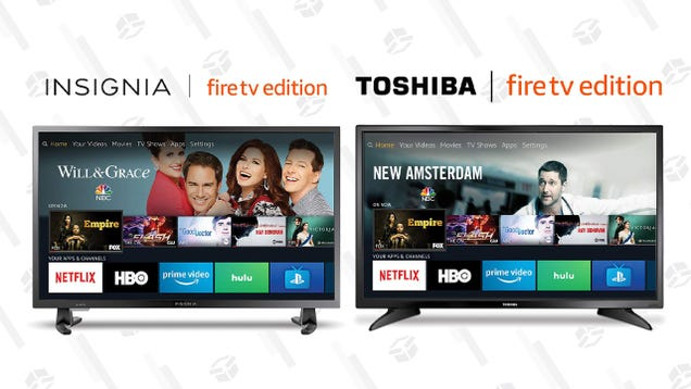 If You re Looking for a Third TV, These $100 FireTV Sets are a Steal