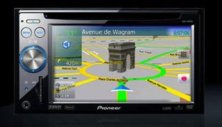 Illustration for article titled Pioneer AVIC-F Series Media, Navigation Systems Features Advanced Voice Recognition