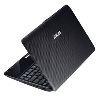Illustration for article titled ASUS Eee PC 1001PX: All Carbon Fiber