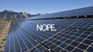 Illustration for article titled Why America Doesn't Have A Respectable Solar Industry