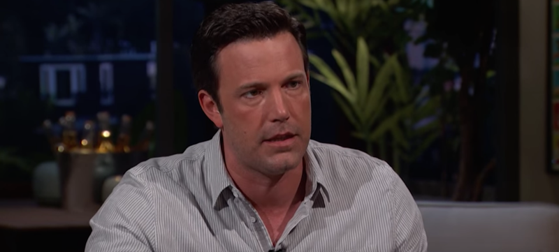 Illustration for article titled Ben Affleck Tweets, Doesn't Actually Refute Speculation That He Was Hammered on Bill Simmons's Show