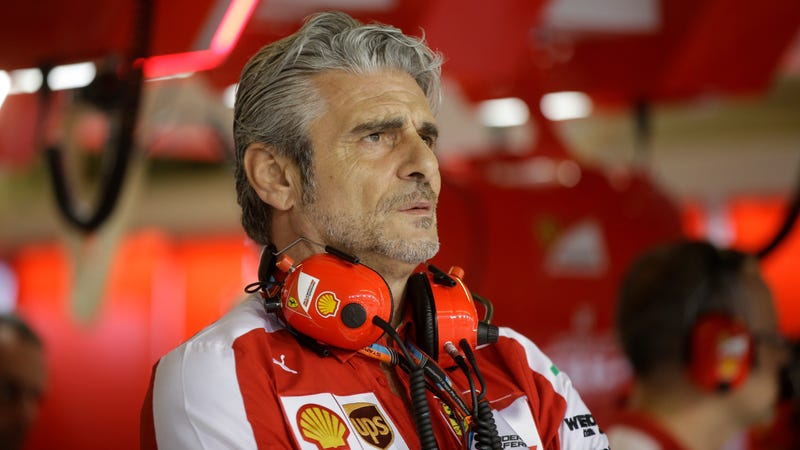 Illustration for article titled Ferrari's Formula One Team Replaces Boss After a Disastrous 2018 Season