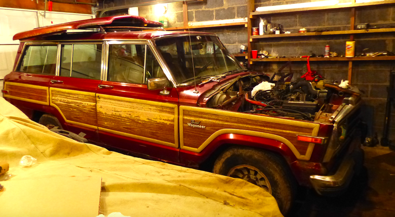 Illustration for article titled My $800 Jeep Grand Wagoneer Off-Road Project May Not Be As Doomed As I Thought