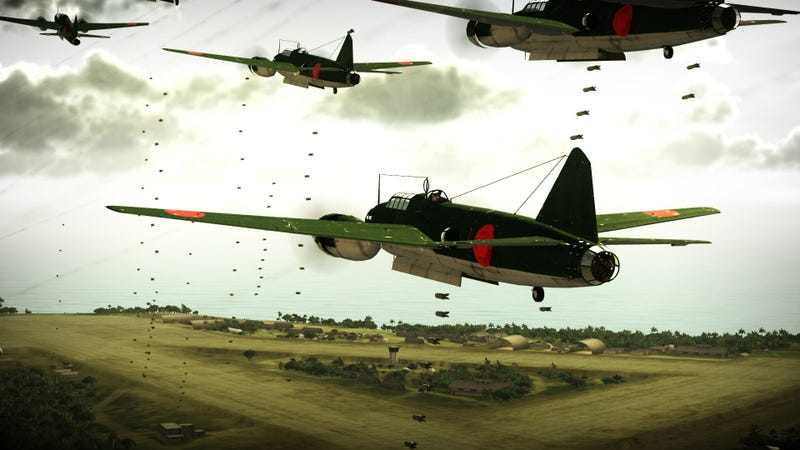 Illustration for article titled Konami's Birds of Steel Brings WWII Plane on Plane Violence to Consoles
