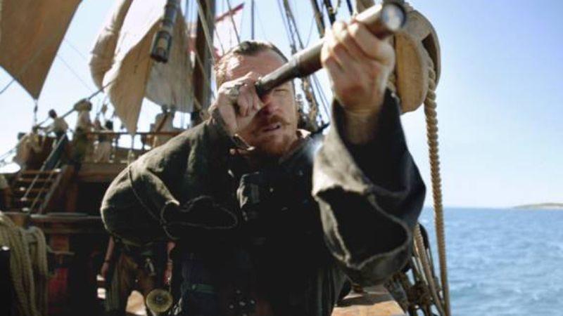 """Illustration for article titled Black Sails: """"VIII."""""""