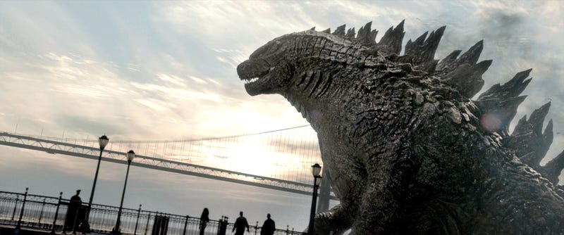 Illustration for article titled Of Godzilla and Men -  Godzilla 2014 movie review