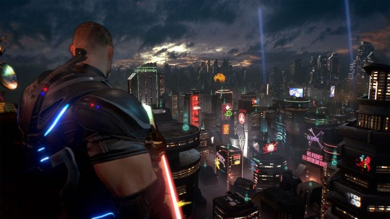 Crackdown 3 Uno De Los Juegos Mas Esperados Para Xbox One Vuelve A