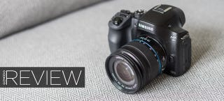 Illustration for article titled Samsung NX30 Review: An Easy, Pared-Down Camera For Beginners