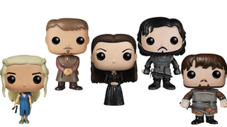 Illustration for article titled Rejoice, the latest Game of Thrones Pop! Vinyls finally gives us Sansa