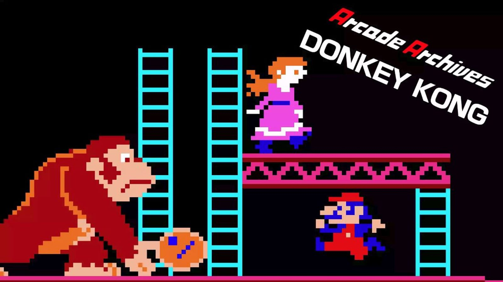 Two Long-Lost Nintendo Arcade Games Are Heading To Switch