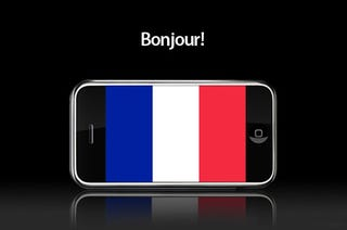 Illustration for article titled Rumor Smashed: French iPhone's Unlock Status Still Unknown