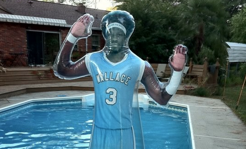 Illustration for article titled An Inflatable, Life-Size Ben Wallace, And Other Things You Bought While Drunk