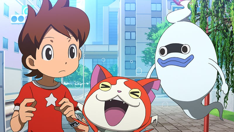 Illustration for article titled Yo-Kai Watch Is Different Because Its Hero Is So Damn Normal