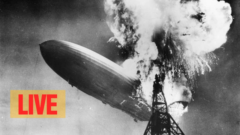 Illustration for article titled Ask The Scientist Who Recreated The Hindenburg Crash For Discovery Anything You Want