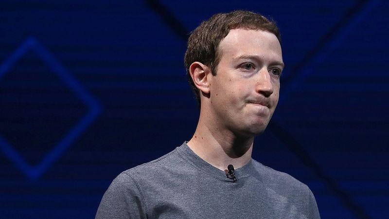 Mark Zuckerberg, found and CEO of Facebook.