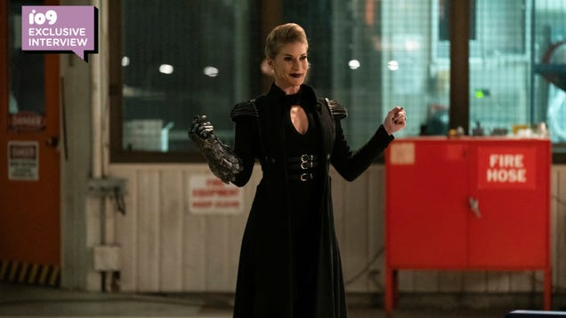 Our Hero Katee Sackhoff on Robot Chicken, the New BSG, and That Wacky Accent She Did on The Flash