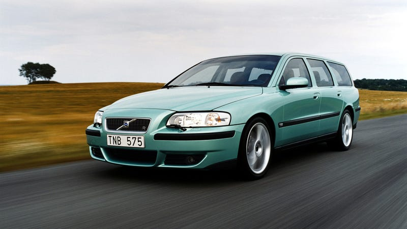 Image result for volvo V70 R