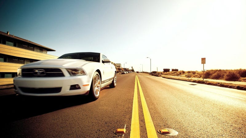 Illustration for article titled Would You Take A V6 Mustang Over A V6 Camaro?