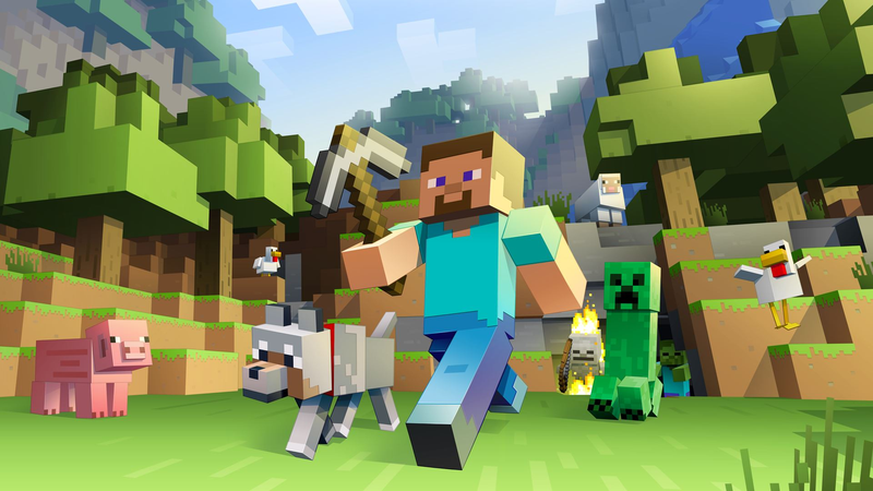 Illustration for article titled It's Too Late for Minecrafton Wii U