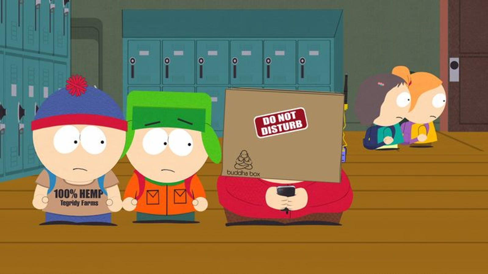 Heavy-handedness about smartphones mars an otherwise enjoyable South Park