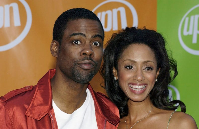 Illustration for article titled After Nearly Two Decades of Marriage, Chris Rock Files For Divorce