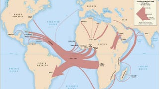 Overview of the slave trade out of Africa, 1500-1900Trans-Alantic Slave Trade Database