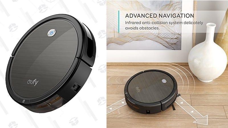 Refurb Eufy RoboVac 11+ Robotic Vacuum Cleaner | $100 | Woot
