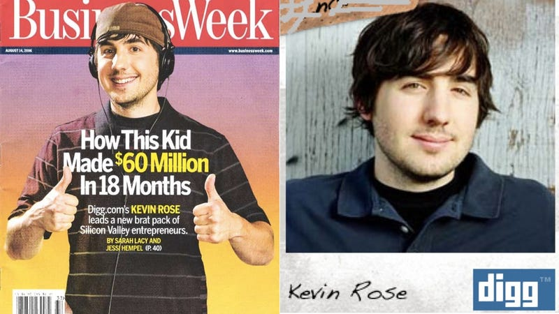Illustration for article titled Kevin Rose Wants You to Ask Him Anything, Just Don't Expect to Get an Answer