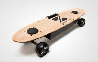 Illustration for article titled Get $100 Off ZBoard – The Electric, Weight-Shift Controlled Skateboard