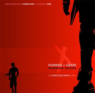Illustration for article titled Humans + Gears: Xenogears ReMixed