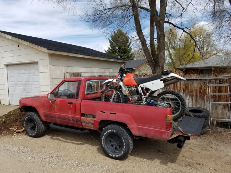 Illustration for article titled I submit that there is no way to be more off-road ready and reliable for $1750 than these two