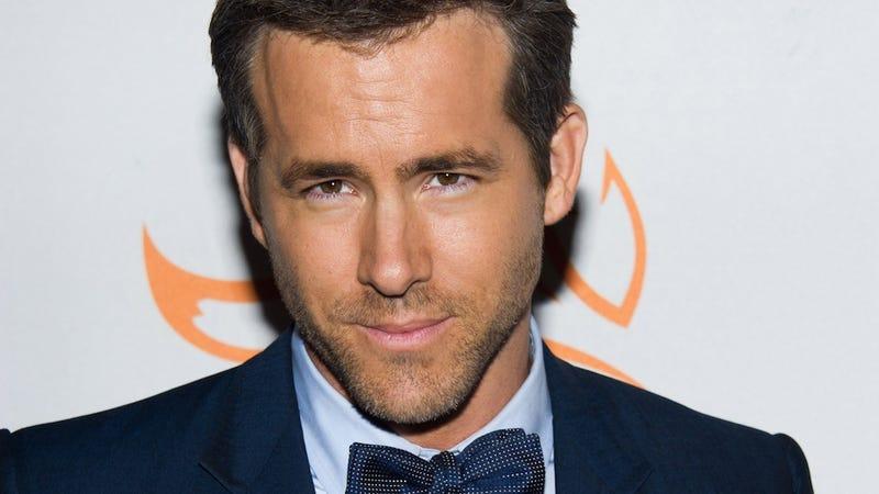 Ryan Reynolds Talking Cat/Serial Killer Movie Sounds Effing Bonkers
