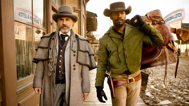 Illustration for article titled I'm Worried About Quentin Tarantino's Django Unchained