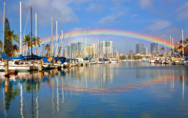 Why Rainbows Look Different in Hawaii