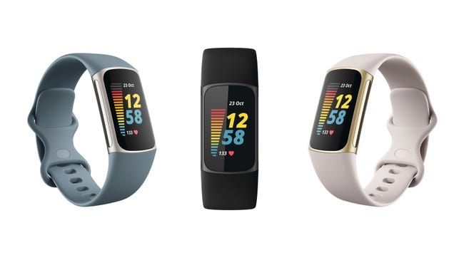 Fitbit Charge 5 Leaks Reveal New Color Touchscreen
