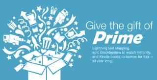Illustration for article titled Get Another Year of Amazon Prime for $79, Even as a Current Subscriber
