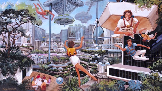 Drop Everything and Watch This New Documentary Series About Retro-Futuristic Space Artists