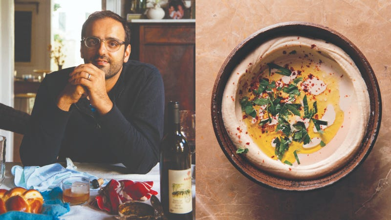 Illustration for article titled Alon Shaya is America's king of hummus—heed his advice
